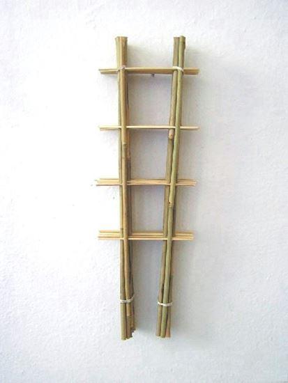 Picture of Žebřík bambusový 90 cm - BALENÍ 10ks