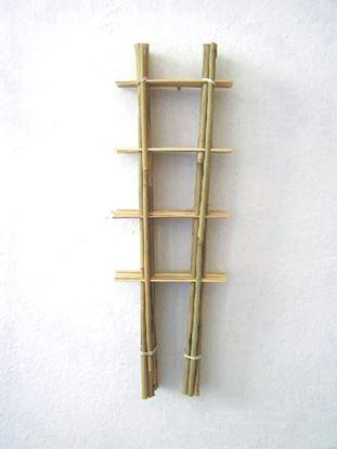 Picture of Žebřík bambusový 105 cm - BALENÍ 10ks