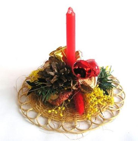 Obrázok z Aranžmá V5 - vianočné