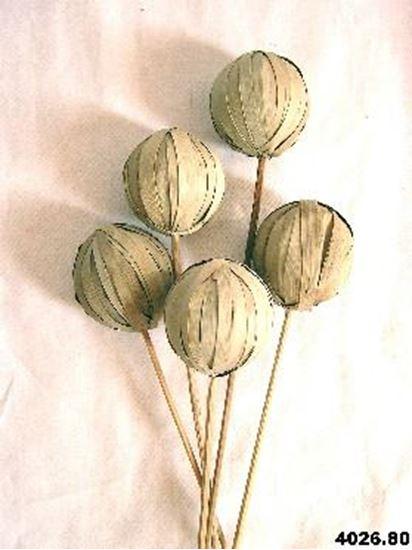 Picture of Khej leaf ball - přírodní (10ks)