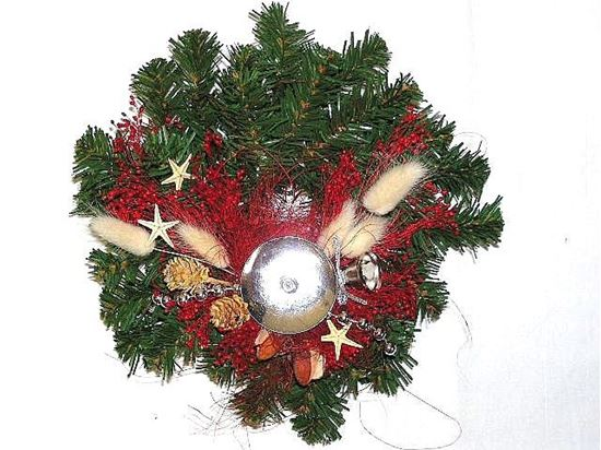 Obrázek z Aranžmá V9 - vánoční