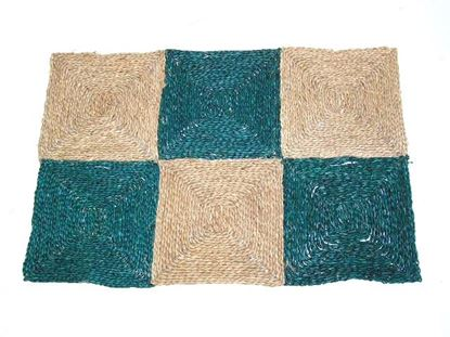 Picture of Rohož na podlahu - mořská tráva 90x150 zelená