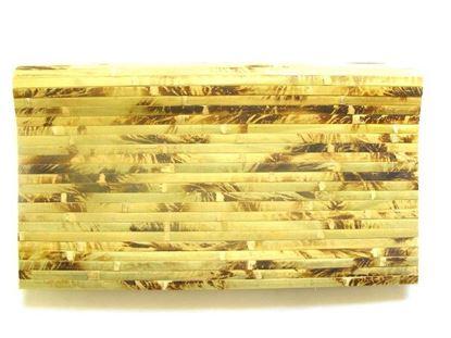 Obrázek Rohož na stěnu - bambus 70x200