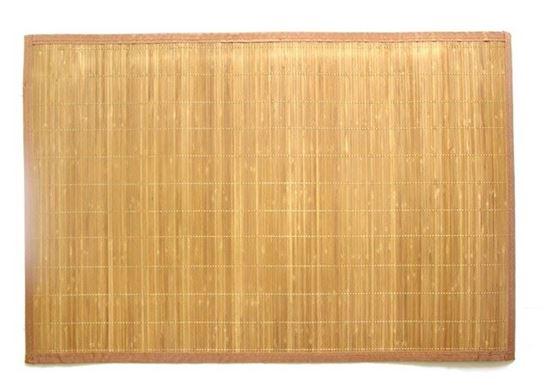 Obrázek z Rohož na podlahu bambus 45x75cm