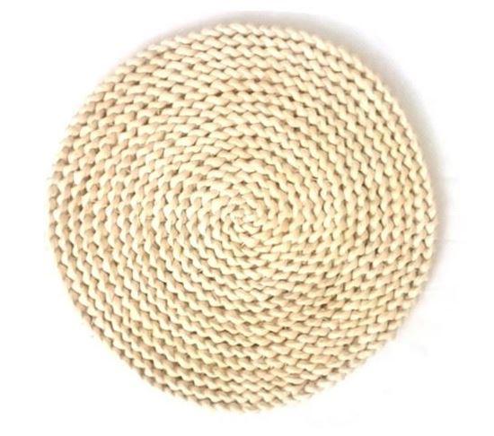 Obrázek z Prostírání / podložka kukuřice ø30cm