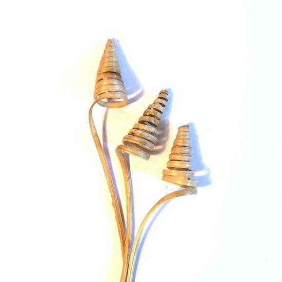 Obrázok z Cane cone mini - prírodné (25ks)
