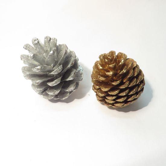 Picture of Blue Pine, zlaté/stříbrné (20ks)