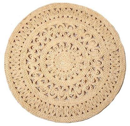Obrázok z Rohož na podlahu - kukuričná pr.60