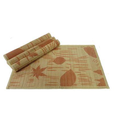 Obrázek Bambusové prostírání 30x45cm - listy