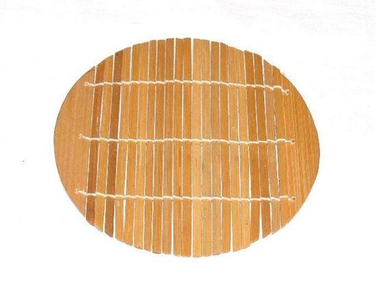 Picture of Prostírání bambus ø15cm