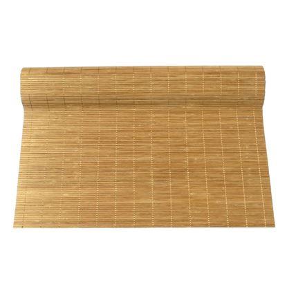 Obrázek Rohož na stěnu - bambus 70x200 světle hnědá