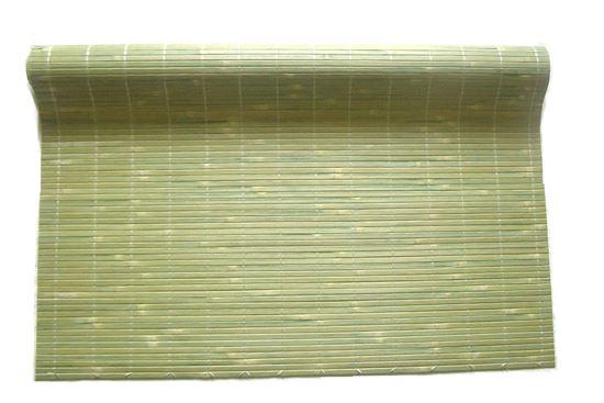 Obrázek z Rohož na stěnu - bambus 70x200 zelená