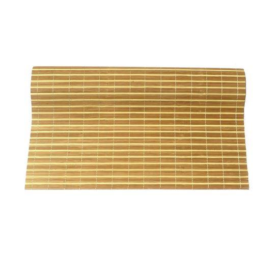 Picture of Rohož na stěnu - bambus 80x200 kombinovaná
