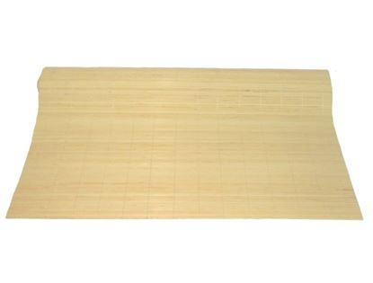 Obrázek Rohož na stěnu - bambus 70x200 světlá