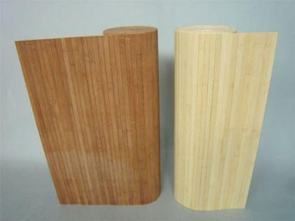 Obrázek Rohož bambus metráž - světlá - šíře 90cm