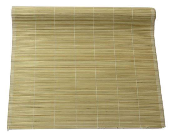 Obrázok z Rohož na stenu - štiepaný bambus 80x300