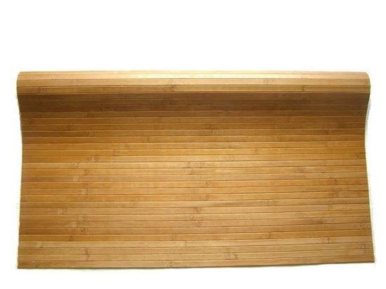 Picture of Rohož na stěnu - bambus 90x300 hnědá
