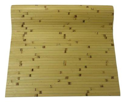 Obrázek Rohož na stěnu - bambus 70x200 přírodní