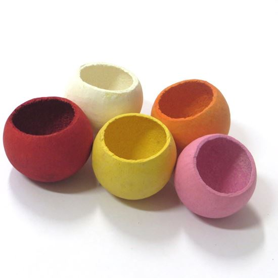 Obrázek z Bell cup mini - barevný (15ks)