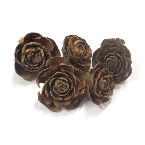 Picture of Cedar rose - přírodní (25ks)