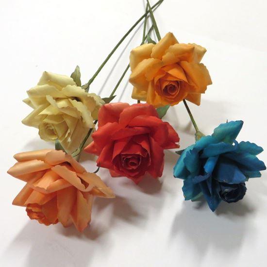 Picture of Deco růže - barevné (2ks)