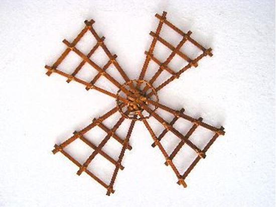 Picture of Podklad - mlýn 30x30cm