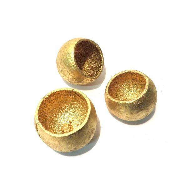 Obrázek z Bell cup mini - zlatý, stříbrný (15ks)