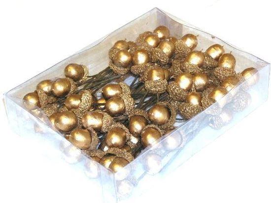 Obrázek z Žaludy zlaté - box 72 ks