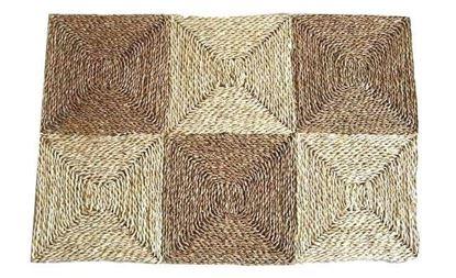 Obrázek Rohož  na podlahu - kukuřice + mořská tráva 90x150