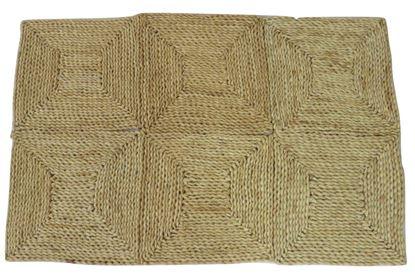 Obrázek Rohož na podlahu - kukuřičná 60x90
