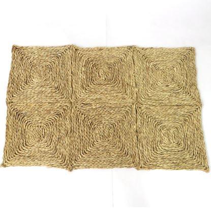 Obrázek Rohož na podlahu - kukuřičná 60x90 - DOPRODEJ