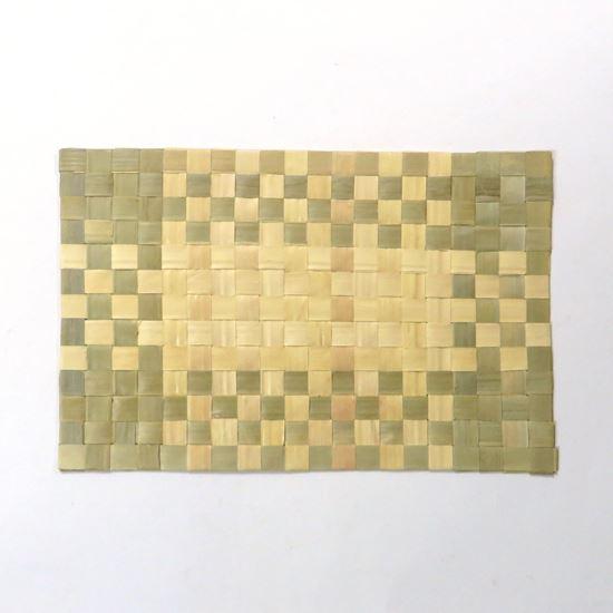 Picture of Prostírání - palmový list 20x30cm vzor