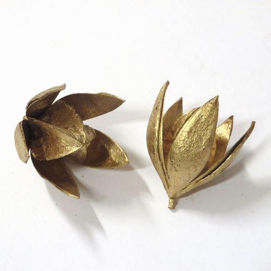 Picture of Wild lily - zlatá, stříbrná (20ks)