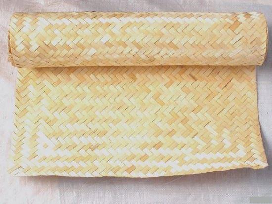 Picture of Rohož na stěnu - loupaný bambus 80x200